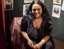 """La Donna Barbuta"", Mariam"