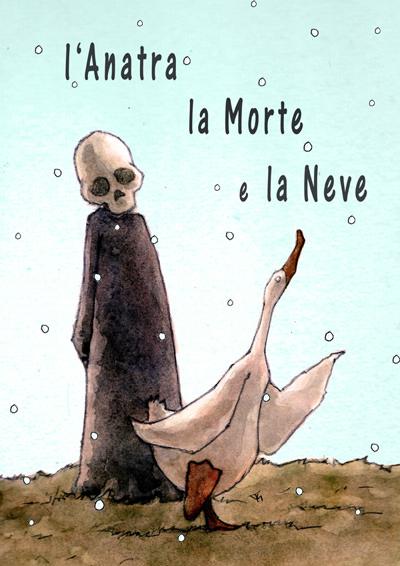 """Anticorpi Teatro """"L'Anatra, La Morte e la Neve"""""""