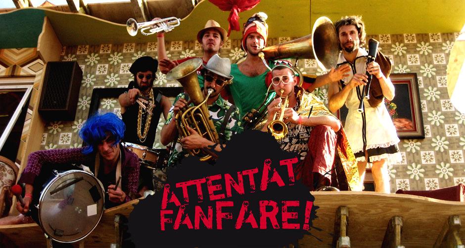attentat-fanfare