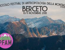 10-11/11/18 – PFAM – Piccolo festival di antropologia della montagna